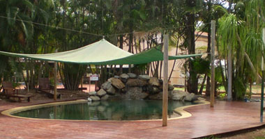 Camping Ground Resort Pool